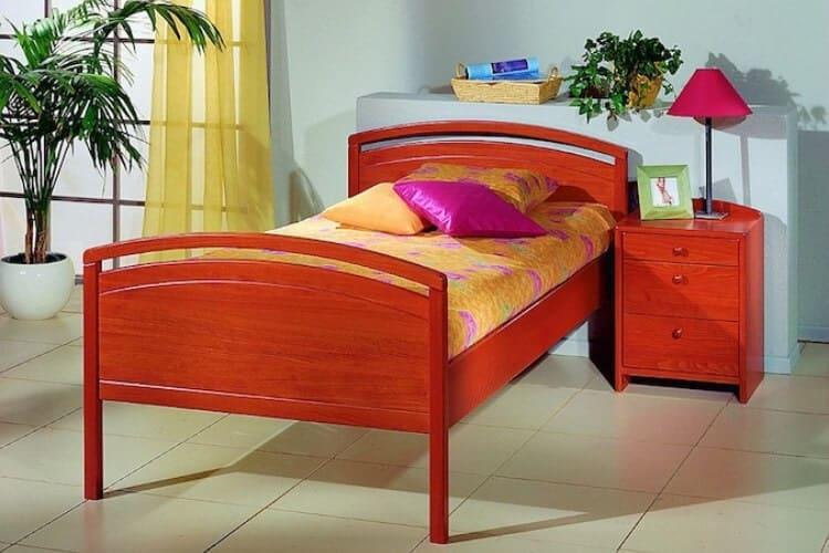 Das Bild zeigt das Modell Coburggross aus dem Sortiment von Bischoff Betten